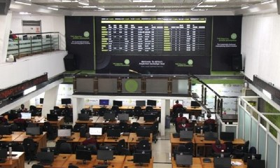 NSE moves to protect investors' data , Ekiti, Osun, Delta, Imo, 9 others raise over N500 billion bonds in 10 years, Equities: Foreign investors remain net sellers of Nigerian equities, Top 10 stockbroking firms traded N1.35 trillion on stocks in 2019, Equities: A bullish run to start the year, NSE to sustain growth in 2020, CEO assures, Commodities , NSE PUBLISHES GUIDANCE TO FACILITATE EFFECTIVE VIRTUAL MEETINGS FOR STAKEHOLDERS AMIDST COVID-19
