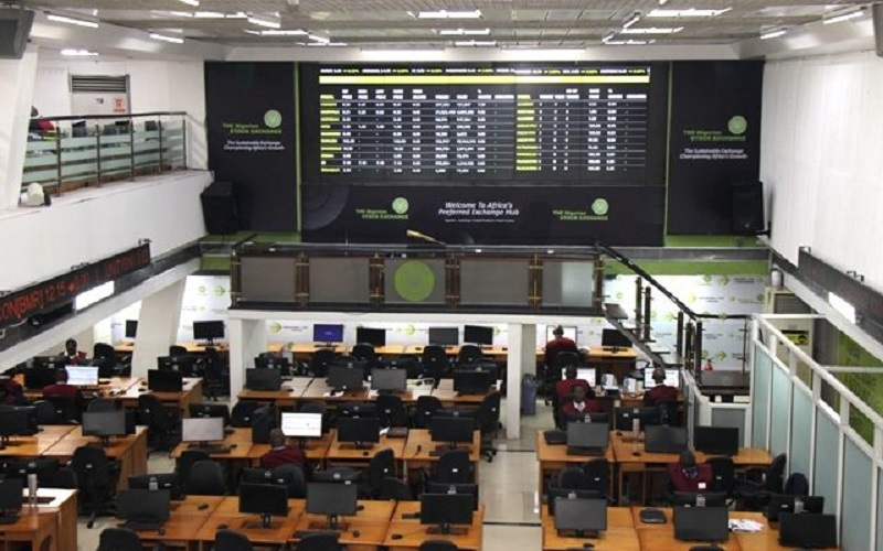 NSEmoves to protect investors' data, Ekiti, Osun,Delta, Imo, 9 others raiseover N500 billion bonds in 10 years, Equities: Foreign investors remain net sellers of Nigerian equities, Top 10 stockbroking firms tradedN1.35 trillion on stocksin 2019, Equities: A bullish run to start the year, NSE to sustain growth in 2020, CEO assures