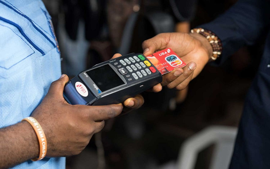 PoS agents, operators kick against N50 charge, seek policy reversal , Merchants upgrade POS machines to automatically charge N50 tax duty , FG reviews N50 stamp duty charge to transactions above N10,000, Government reviews stamp duty charge