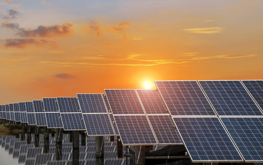 UAE, Renewable energy plant