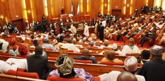 Senate urges FG to diversify from crude oil to natural gas production , Senate seeks textile importation ban , Senate receives six aviation sector bills from Buhari , PenCom: Constitute a board, NASS and pension operators tell FG, Nigeria's total debt now N33trn —Senate