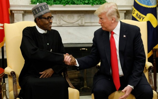 US gives Buhari condition for Nigeria's travel ban review