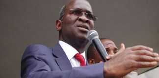 "Uproar, as Nigerians knock Fashola over comments on ""bad roads"""