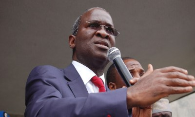 "FG to complete Abuja-Lokoja-Benin road dualisation by December 2021, Uproar, as Nigerians knock Fashola over comments on ""bad roads"""
