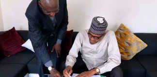Buhari assents to the Deep Offshore Act