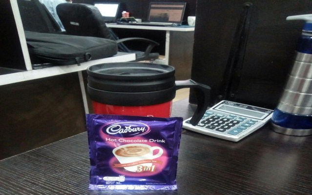 Cadbury's Hot Chocolate Drink is scarce, and border closure could be responsible