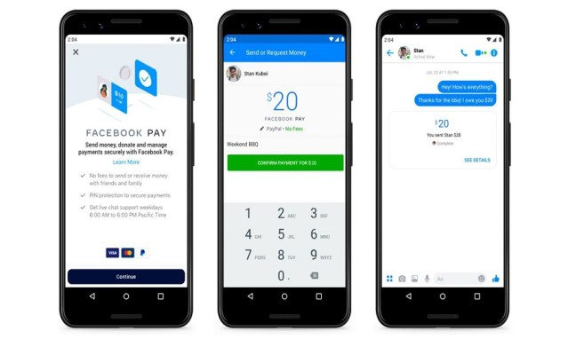 Facebook launches new payment platform, Facebook Pay