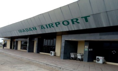 Ibadan domestic Airport set to become international airport soon