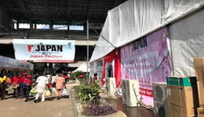 Lagos Int' Trade Fair: Japan showcases 37 brands, seeks collaboration with Nigerian firms