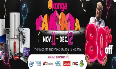 Konga Yakata goes live as shoppers deny sleep to grab mega deals