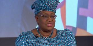 Twitter,OkonjoIwealaadvocate job creation via social media