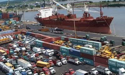Nigeria's business environment; Survival of the fittest, Reps move to block leakage of N600 billion revenue monthly at Apapa, Tin Can port, It costs more to ship through Apapa port compared to Tema port, others - SBM