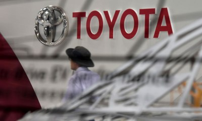 JUST IN: Toyota Nigeria and Globe Motors sever partnership after 25 years, Toyota, Honda recall over six million vehicles as airbags endanger lives, Toyota suspends operations in China over Coronavirus outbreak