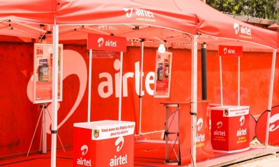 Regulation forces Airtel Africa to initiate shares listing in Malawi , Airtel Africa's profit up 12.9%, customer base reaches 111.5 million in Q2