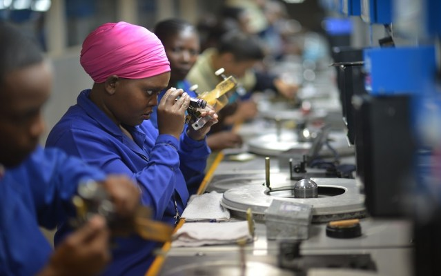 Diamonds are shining and so is Botswana's economy