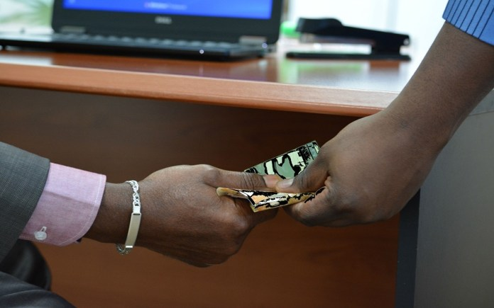 Nigeria'spublic officials receive N675 billion bribe in 2019