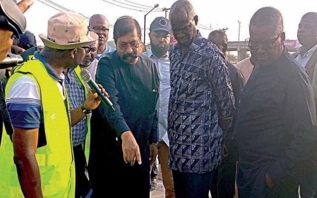 Dangote discloses N25 billion loss due to Lagos poor road network