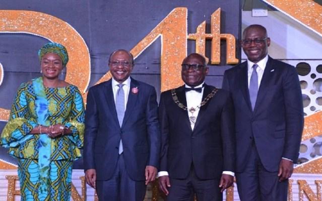 Emefiele addresses stable naira