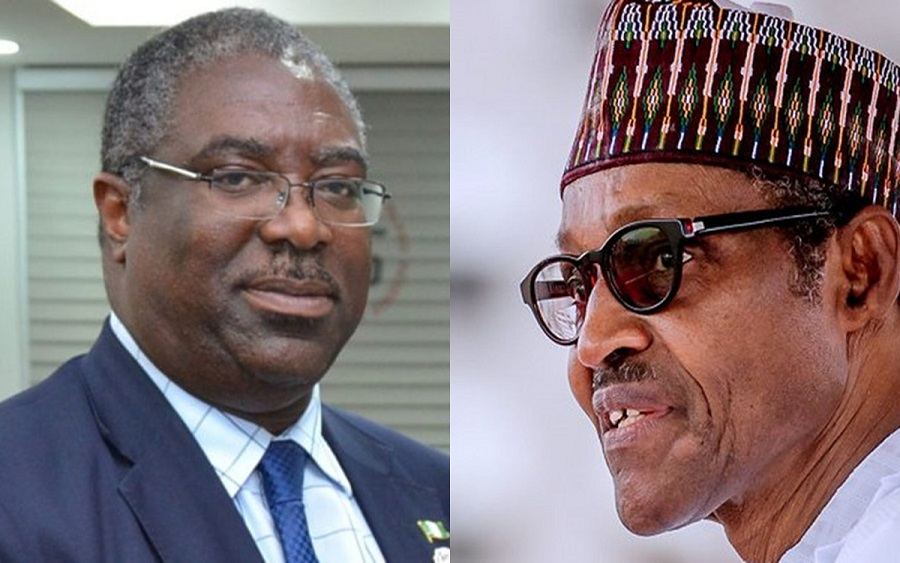 FIRS crisis: Fowler accused of defying President Buhari's order, workers threaten strike over Aina