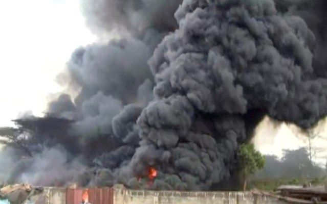 Abule-Egbapipeline explosion: NNPC reacts, as over 45,000 incidents recorded in 18 years