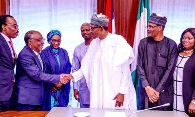 President Buhari EAC