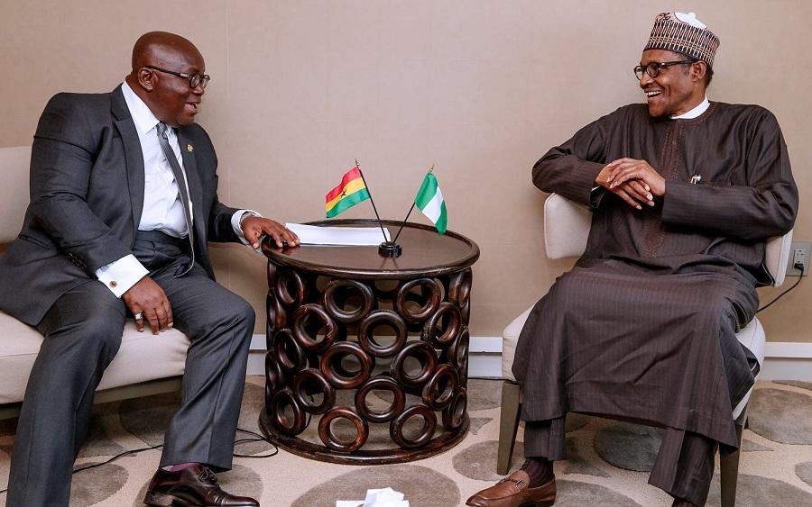 Ghanaian President begs Buhari to open border | Nairametrics