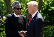 US Travel BanonNigerians: Buhari says it's mere speculation
