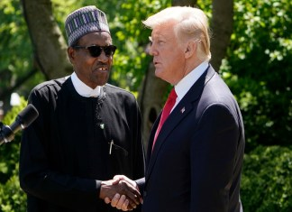 US Travel Ban on Nigerians: Buhari says it's mere speculation