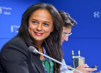 Africa's richest woman is in troubled waters, Isabel dos Santos