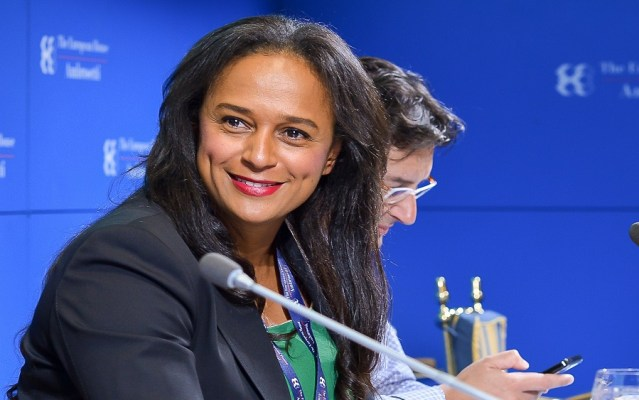 Africa's richest woman is in troubled waters