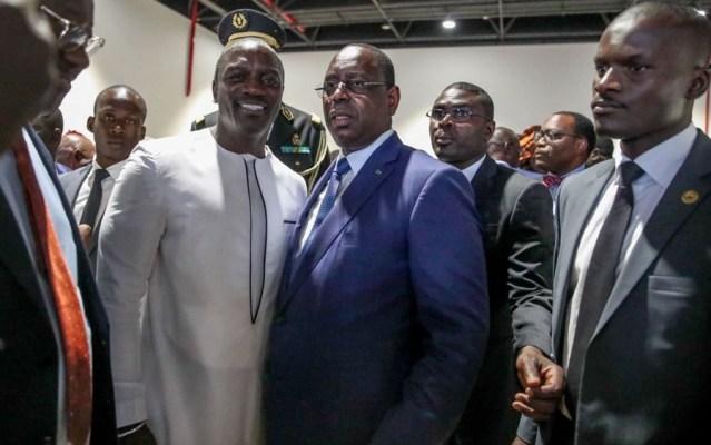 Akonfinalisesagreement to create his own 'Wakanda' City in Senegal