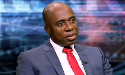 Amaechi proposes a capital budget of N205 billion for Ministry of Transportation in 2021, FG approves $3 billion Port Harcourt-Maiduguri railway and $462 million Bonny deep seaport, Banks to hold shipowners accountable for $200m CVFF disbursement. FG sets deadline for completion of Ibadan-Kano rail project, gives reason for delay