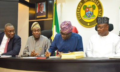 Lagos State to fund N1.17 trillion budget with tax expansion, Gov. Sanwo-Olu offers N2 billion relief fund for victims of explosion