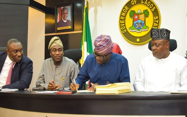 Lagos State to use LIRS to fund N1.17 trillion 2020 Budget