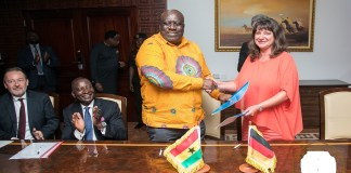 Siemens signs €250m electricity deal with Ghana