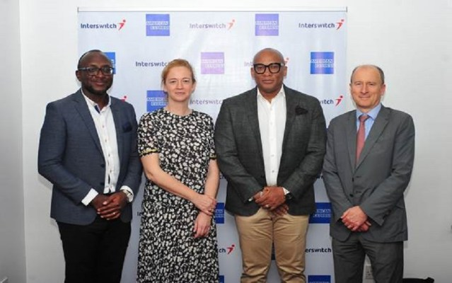Interswitch partners with American Express to broaden acceptance of Amex Cards in Nigeria