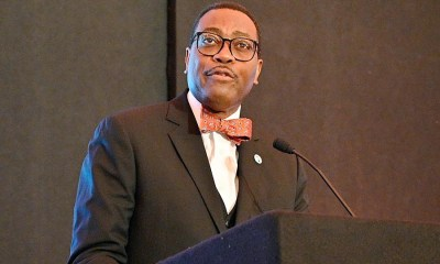 "Adesina Probe: US Treasury Secretary praises AFDB's decision on independent review, Growth must be seen in citizens' lives, AFDB President to African leaders, AFDB launches $3 billion ""Fight COVID-19"" social bond, Adesina Probe: US Treasury Secretary praises AFDB's decision on independent review"