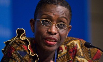 Antoinette Sayeh to join IMF as Deputy Managing Director