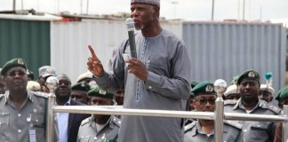 NAHCO reacts to $8.06million intercepted by Customs at Lagos Airport, Audit Query: Customs CG disagrees with AGF over N28bn unremitted funds. Nigerian Customs Service to distribute N3.2 billion food items
