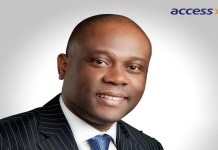 Access Bank N15bn green bond set to be the first cross listing ensuing from NSE-LuxSE partnership, Access Bank will no longer accept cheques bearing the logo of defunct Diamond Bank, Herbert Wigwe discusses expansion plans, FinTech in Bloomberg interview, Access Bank to establish more African subsidiaries as Herbert Wigwe eyes Francophone region