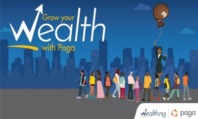 Wealth.ng & Paga Partner to bring Wealth Investment to everyoneWealth.ng marks first year anniversary, launches giveaway and others