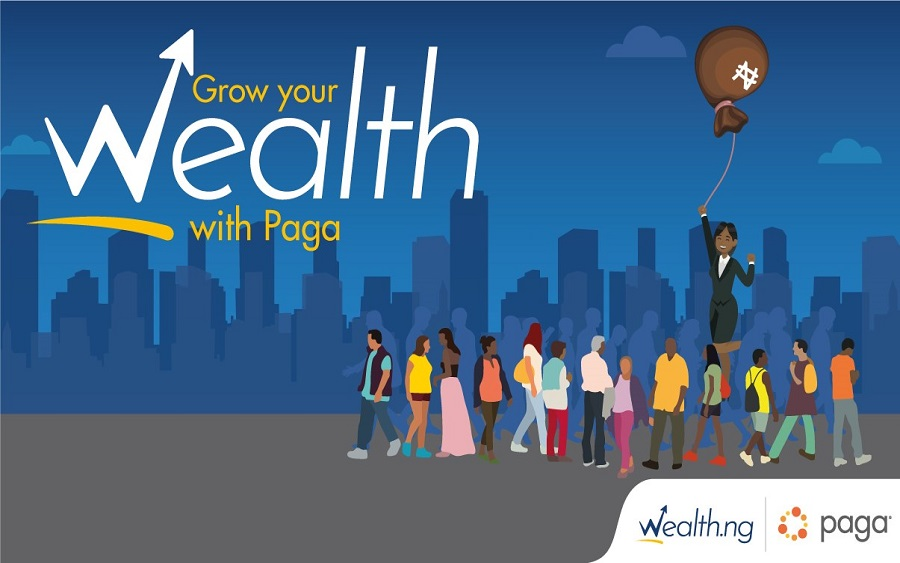Wealth.ng & Paga Partner to bring Wealth Investment to everyone