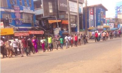 Lagos residents groan as okada ban takes effect , Okada Ban