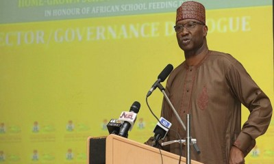FG bars public officials from travelling abroad
