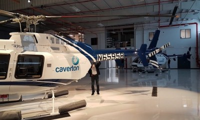 Caverton Helicopters, Caverton appoints new CFO, as Mrs Titilola Adigun resigns