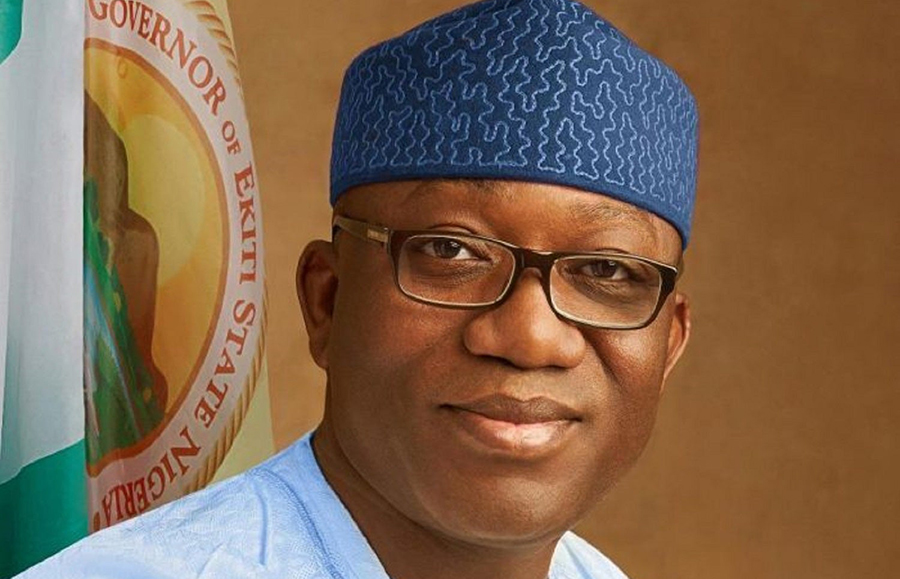 Fayemi tests positive for Coronavirus, delegates powers to Deputy