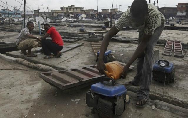 Despite erratic power supply, Senate introduces bill to stop use of generators in Nigeria