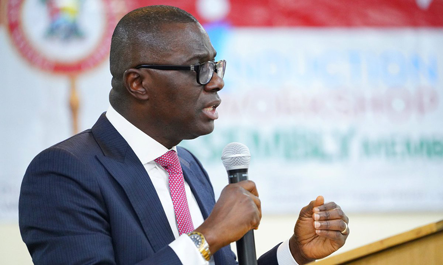 Sanwo-Olu to virtually inaugurate projects as he presents scorecard of first year in office