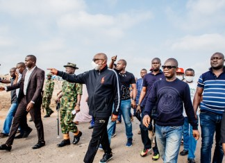 Over 50 buildings destroyed, Gov. Akeredolu reveals cause