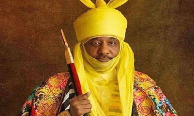 Deposed Emir of Kano, Sanusi sues IGP, DSS DG